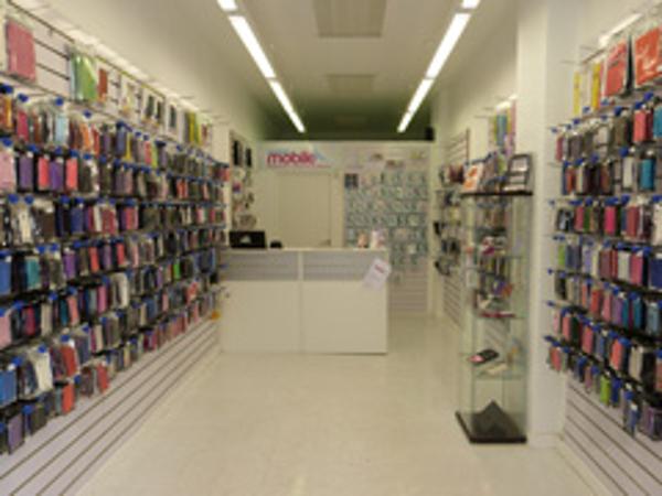 La franquicia Electronic Mobile Logroño se especializada en accesorios para móviles
