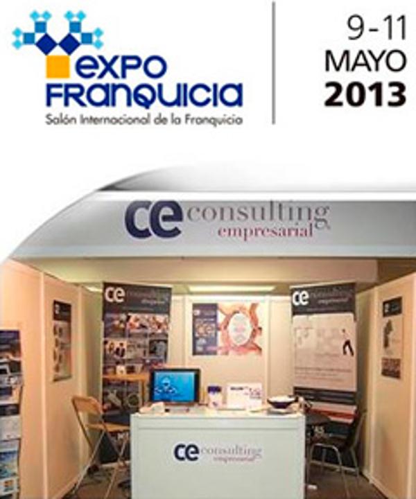 CE Consulting Empresarial, participará en Expo Franquicia 2013