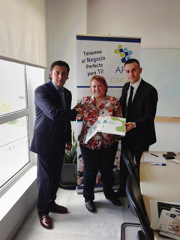 App Ciudad inaugura su nueva franquicia en Valencia