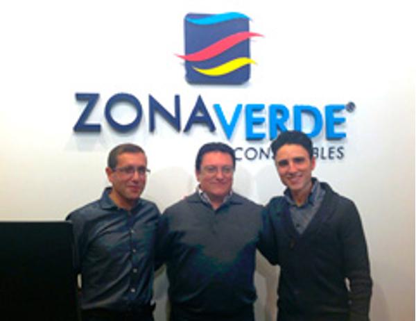 Zona Verde inaugura en Sevilla su nueva franquicia