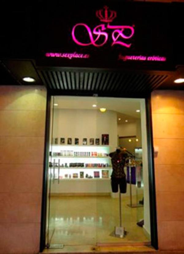 Sexplace inaugura su segunda franquicia en un Centro Comercial