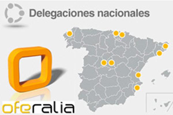 Nueva Delegación de la red de franquicias Oferalia en la provincia de Valencia