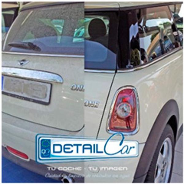 La red de franquicias DetailCar ya está en el C.C. Camino Real