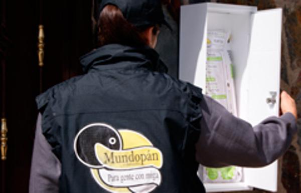 Mundop�n inicia la actividad de su 14� franquicia madrile�a