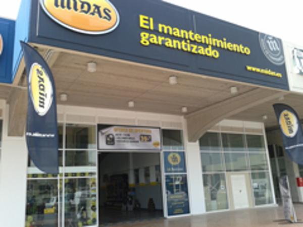 Midas abre una nueva franquicia en Valencia