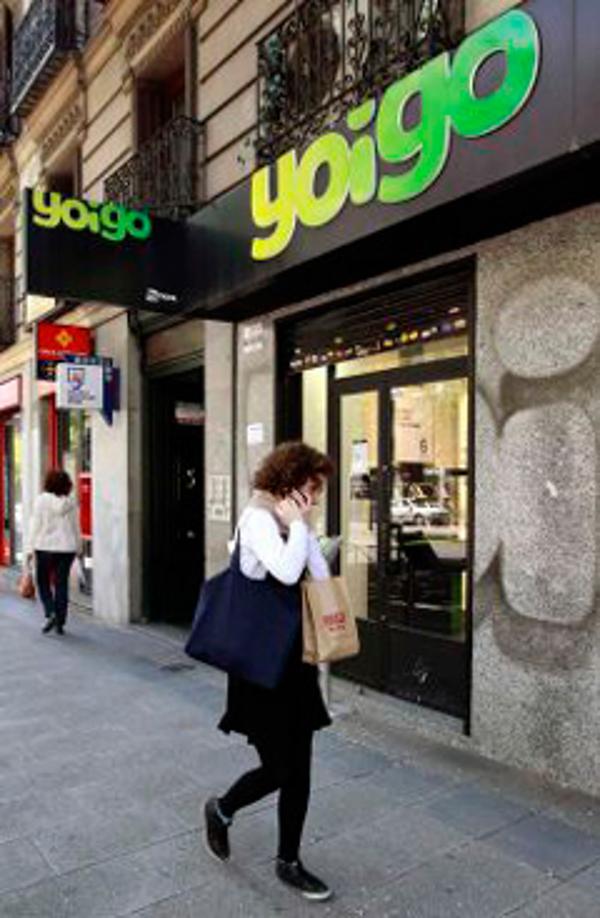 La red de franquicias Yoigo sigue creciendo en 2013