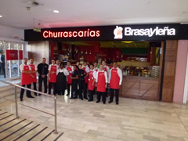 Brasa y Le�a abre su franquicia n� 26 en el madrile�o C.C. La Vaguada