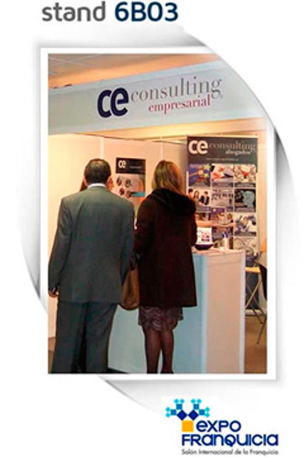 CE Consulting Empresarial presenta las novedades de su franquicia en Expofranquicia