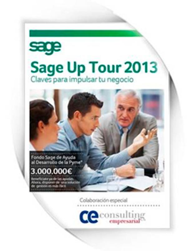 La red de franquicias CE Consulting Empresarial colabora con SAGE