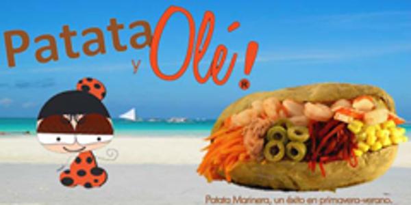 En las franquicias Patata y Olé! suben un 60% las ventas de la Patata Marinera