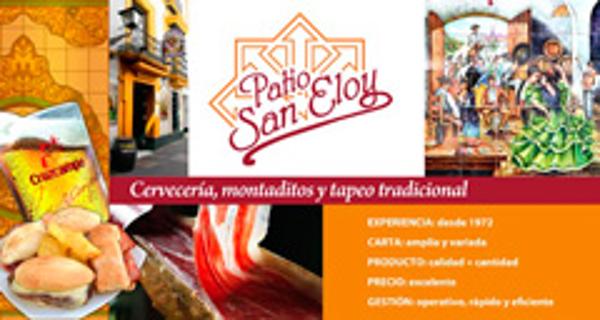 La red de franquicias Patio San Eloy no faltará a la cita con Expofranquicia 2013