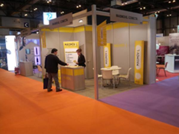 La franquicia M�sM�vil Conecta supera todas sus expectativas en Expofranquicia 2013
