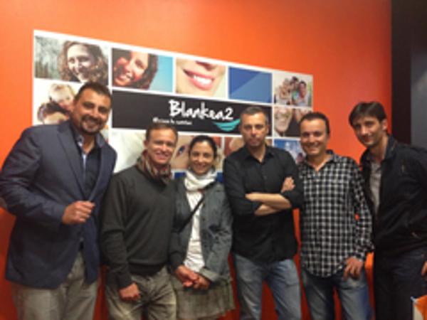 Blankea2 celebra la Inauguración de su nueva franquicia en Valencia Capial