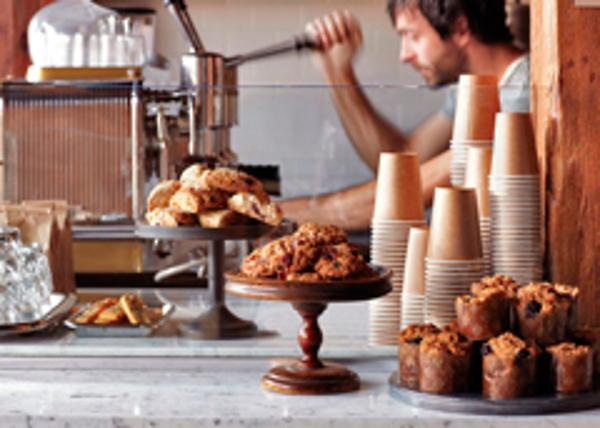 Las cafeterías en franquicia resisten el 'temporal'