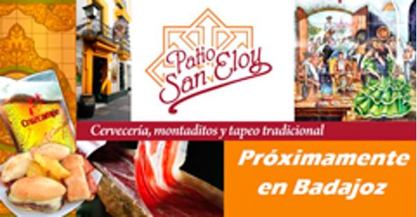 La red de franquicias El Patio San Eloy llega a Badajoz
