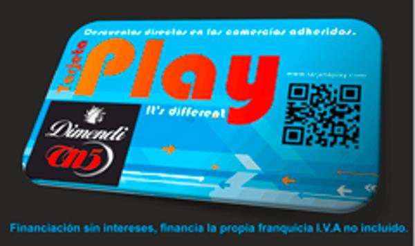 Tarjeta Play presenta la franquicia Low Cost