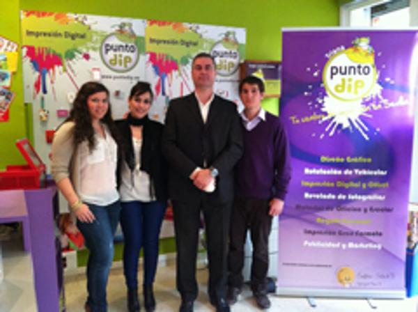 Punto Dip abre una nueva franquicia en la provincia de Andalucía