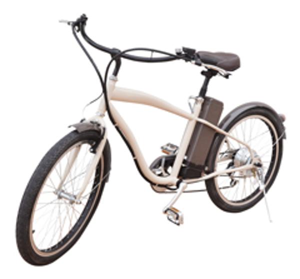 La franquicia Abat presenta su bicicleta Baltimore