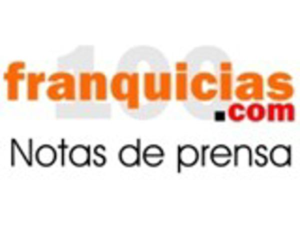 Exito de la convención de la cadena de franquicias Plantour