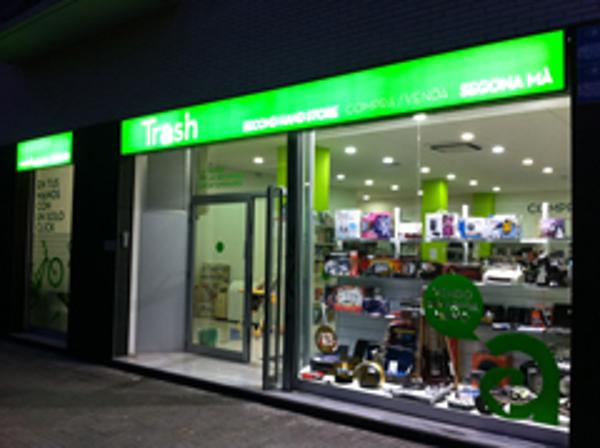 La franquicia TRASH Second Hand Store inaugura en Barbera del Valles