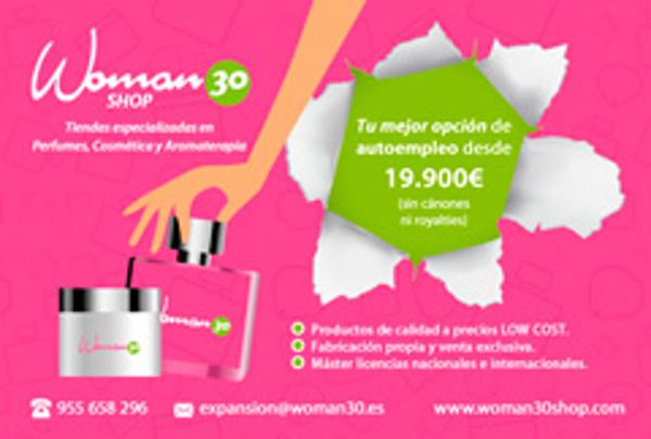 Woman 30 Shop nombra a Inmaculada Almeida embajadora de la franquicia