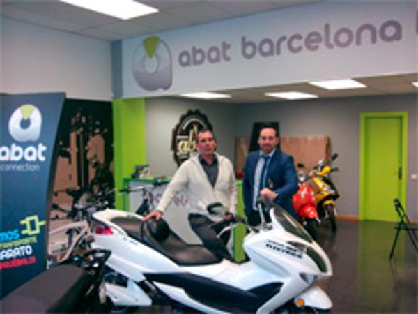 Visita a la franquicia Abat Barcelona Les Corts