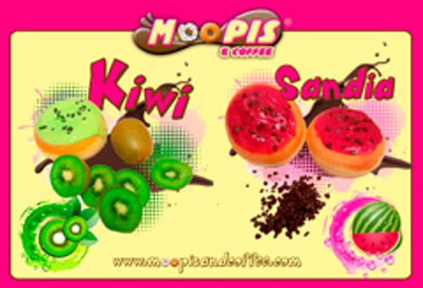 La franquicia Moopis and Coffee incorpora sabores refrescantes para sus Moopis