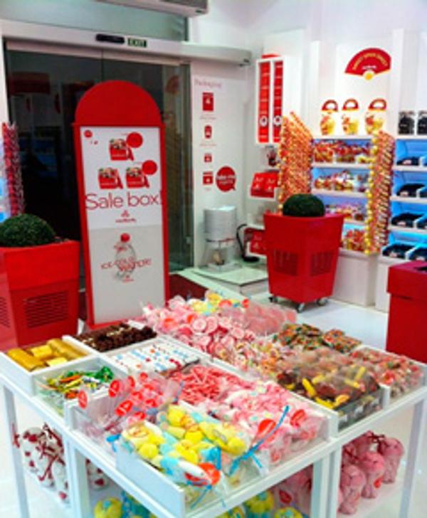 La franquicia Wonkandy inaugura tienda en Palma de Mallorca