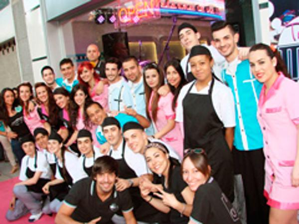 La red de franquicias Tommy Mel�s inaugura un nuevo diner en Madrid