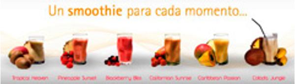 Nuevos smoothies en las franquicias Moopis & Coffee