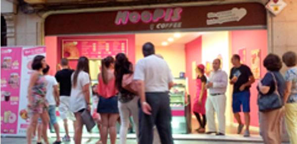 Moopis And Coffee abre una nueva franquicia en Extremadura