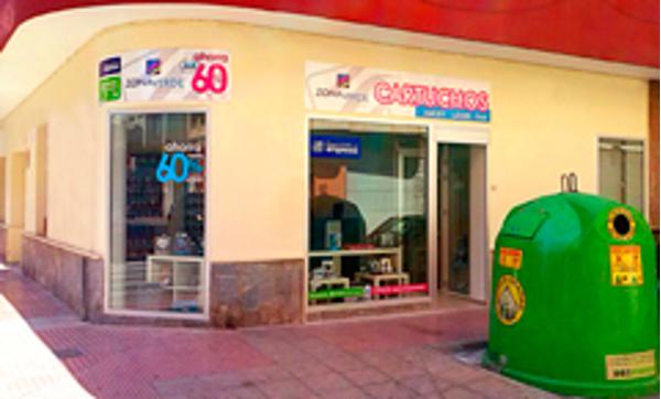 Nueva franquicia Zona Verde Consumibles en Santa Pola