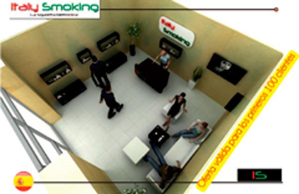La red de franquicias Italy Smoking presenta su espectacular oferta de lanzamiento