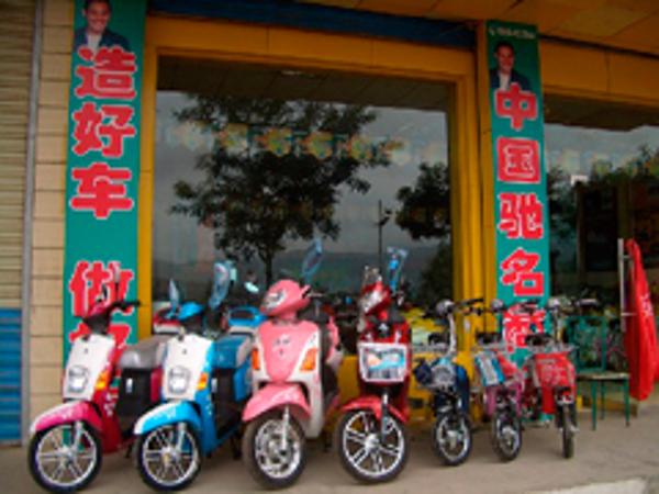 Las franquicias Abat siguen los pasos de China para generalizar la movilidad el�ctrica