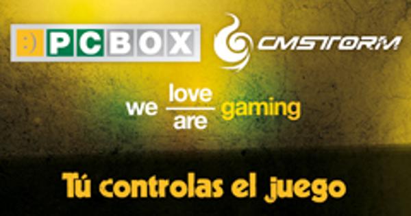 Las franquicias PCBOX apuestan por el gaming
