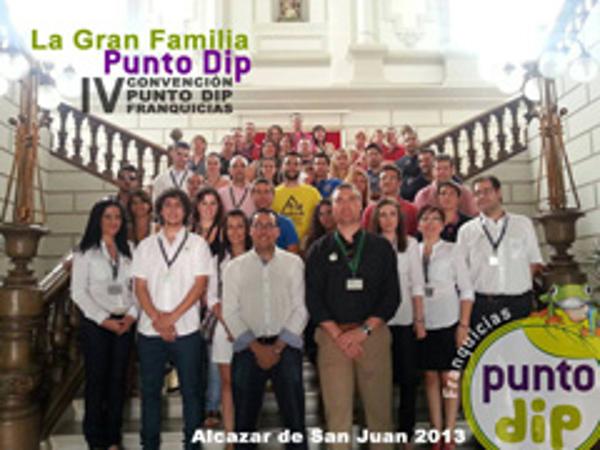 La franquicia Punto Dip ha celebrado su IV Convención Anual