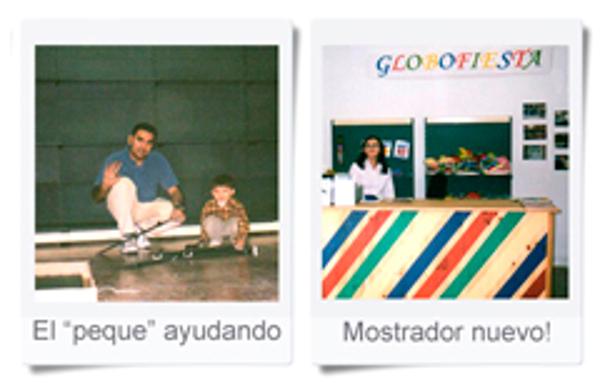 La franquicia Globofiesta inició su actividad hace diez años