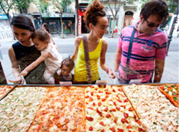 La red de franquicias PaPizza ofrece la mejor pizza siciliana en Madrid e Ibiza