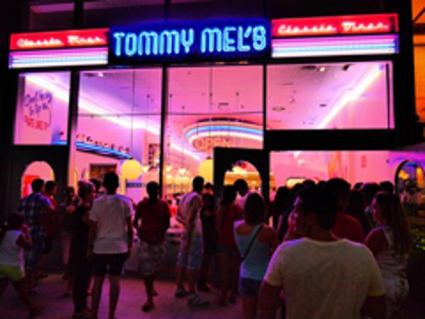 La red de franquicias Tommy Mel's inaugura un nuevo diner en Barcelona