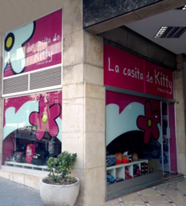 La Casita de Kitty estrena su franquicia en versión Little en Jaén