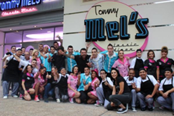 Las franquicias Tommy Mel's inauguran un nuevo diner en Zaragoza