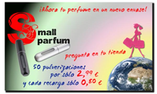 La franquicia ESSEparfum lanza una nueva forma para probar perfumes