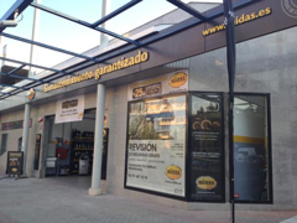 Midas suma una nueva franquicia en la Comunidad de Madrid