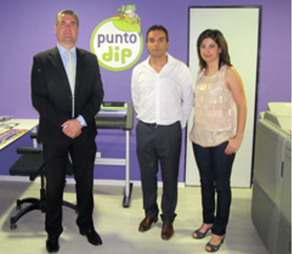 La red de franquicias Punto Dip realiza una nueva apertura en Almansa