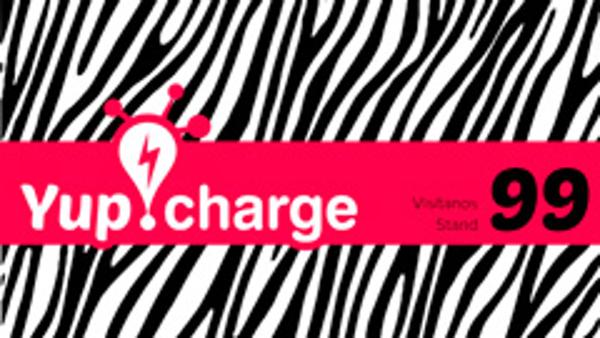 La franquicia Yup!Charge se estrena en #eShowMAD13