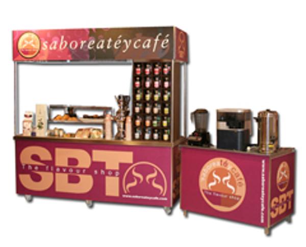 La franquicia Saboreaté y Café pone en marcha su nuevo concepto de Carro SBT