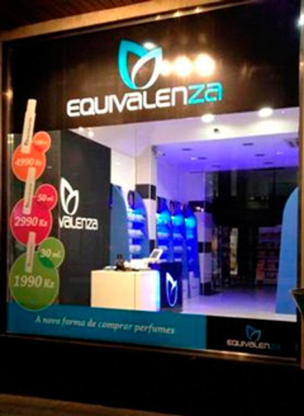 La red de franquicias Equivalenza abre en Angola