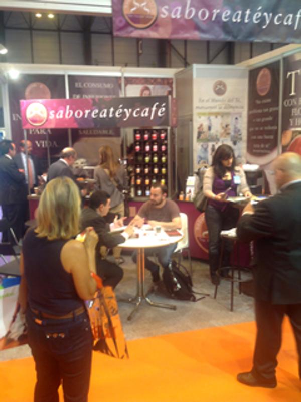 Saboreaté y Café llevará su inconfundible aroma al Salón Internacional de la Franquicia