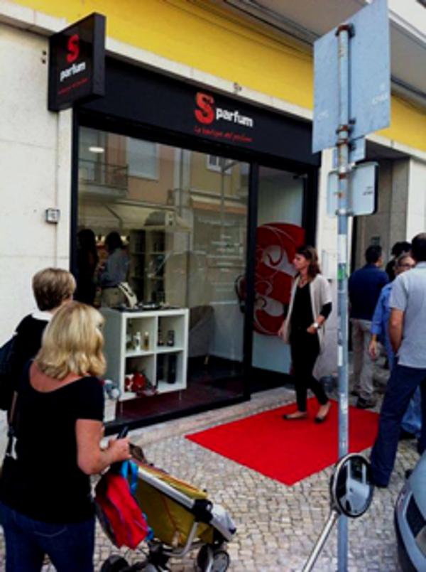 Esse Parfum inaugura una nueva franquicia en Lisboa