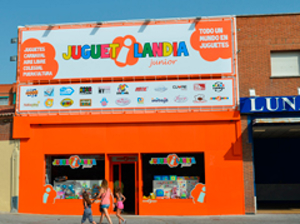 La franquicia Juguetilandia Junior, también en Illescas